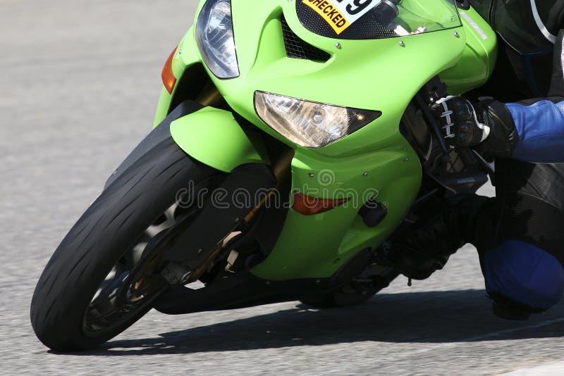 Superbike #93 royalty-vrije stock afbeeldingen