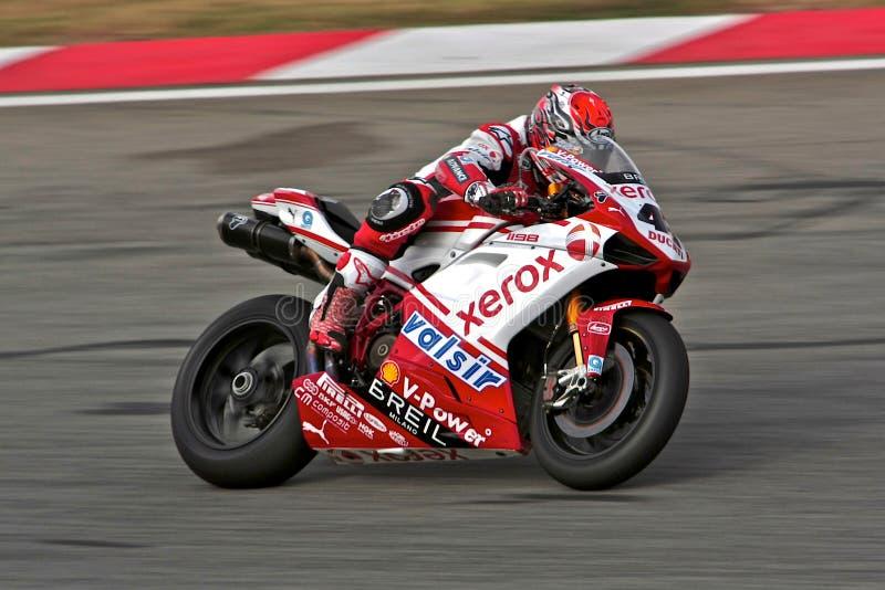 Download Superbike Ducati No.41 Editorial Photo - Image: 9606056