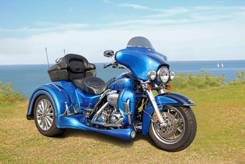 Superbike Harley Davidson stockfoto