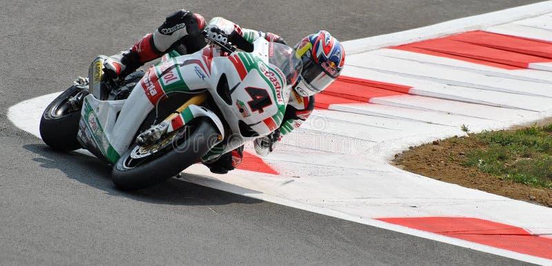 Superbike Team Castrol Honda Jonathan Rea immagini stock