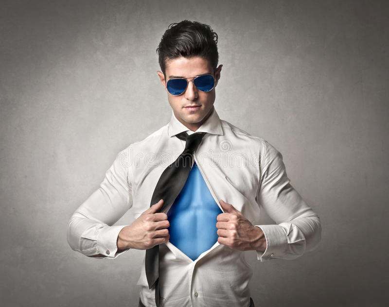 Superbody arkivfoton