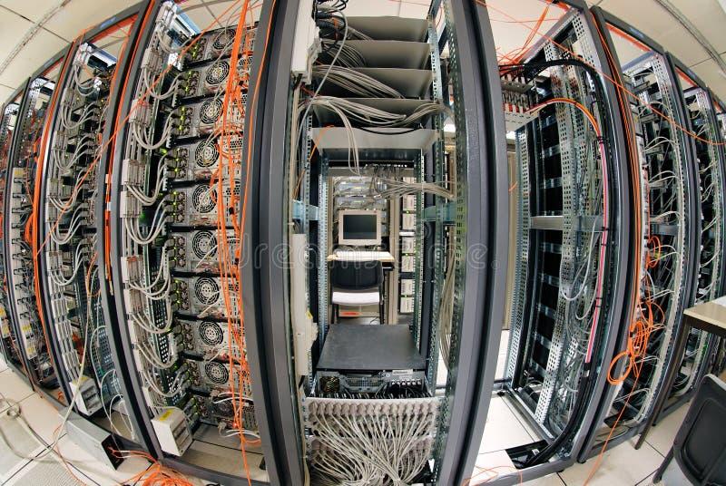 Supercomputer royalty free stock photos