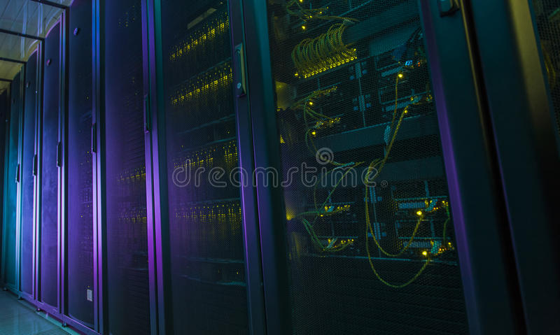 supercomputer fotografering för bildbyråer