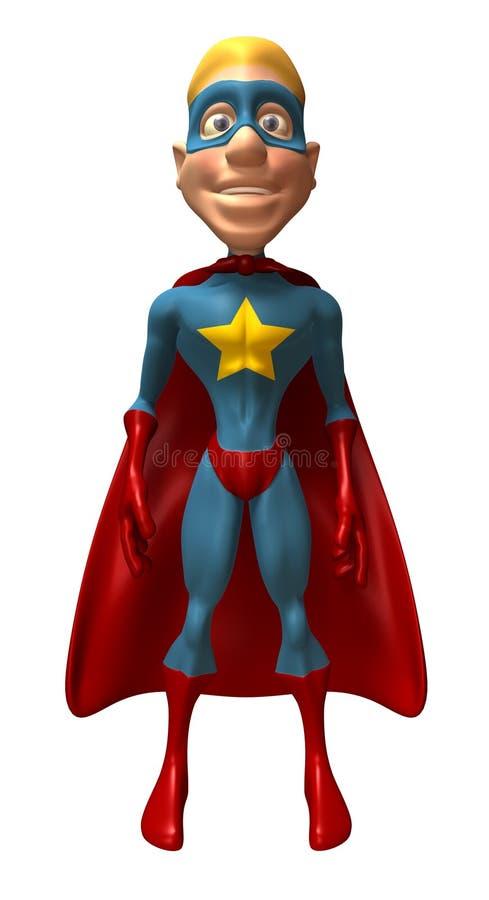 Supereroe biondo
