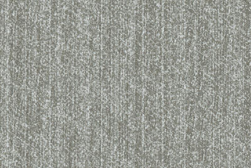 Superfície cinzenta com riscos brancos imagem de stock