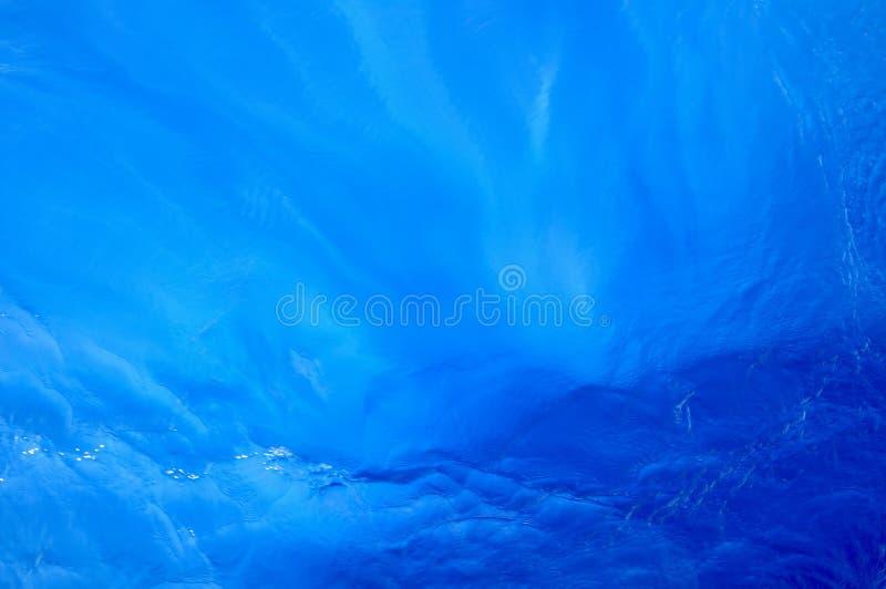 Superfície da água do oceano imagens de stock royalty free