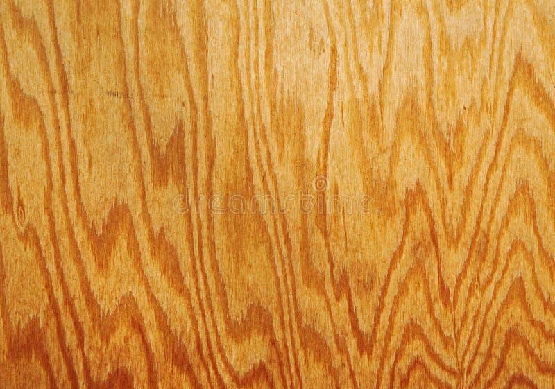 Superfície da madeira compensada imagens de stock royalty free