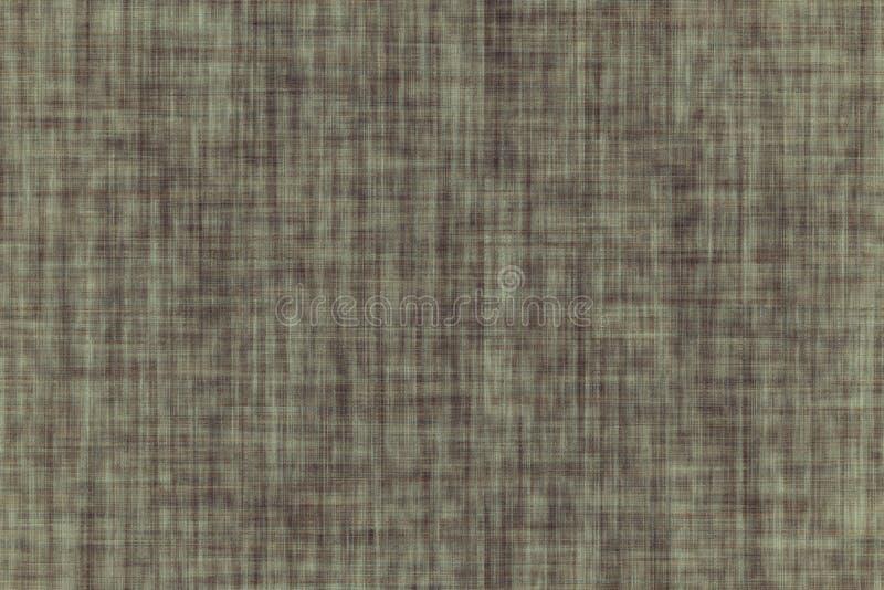 Superfície da tela para a capa do livro, elemento de linho do projeto, cor de Butterum do grunge da textura pintada ilustração royalty free