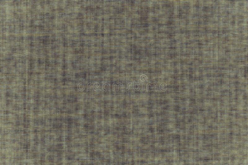 Superfície da tela para a capa do livro, elemento de linho do projeto, cor cinzenta neutra do grunge da textura pintada ilustração royalty free