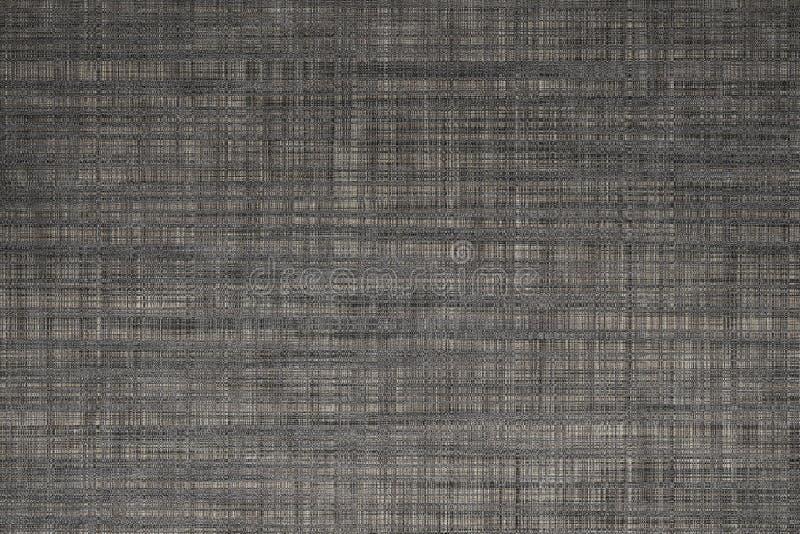 Superfície da tela para a capa do livro, elemento de linho do projeto, cor cinzenta neutra do grunge da textura pintada fotografia de stock royalty free