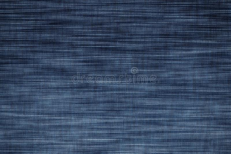 Superfície da tela para a capa do livro, elemento de linho do projeto, cor da peônia da marinha do grunge da textura pintada imagens de stock