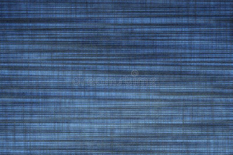 Superfície da tela para a capa do livro, elemento de linho do projeto, cor da peônia da marinha do grunge da textura pintada ilustração royalty free