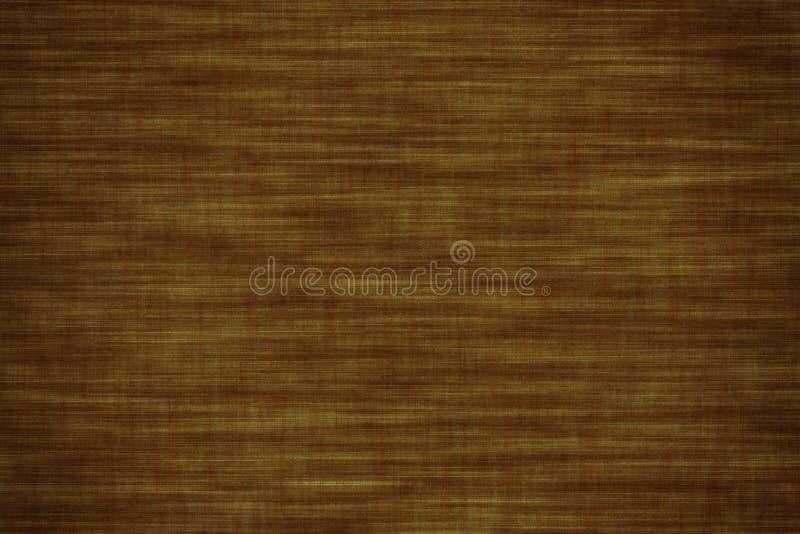 Superfície da tela para a capa do livro, elemento de linho do projeto, textura do grunge, cor de Autumn Maple pintada ilustração do vetor