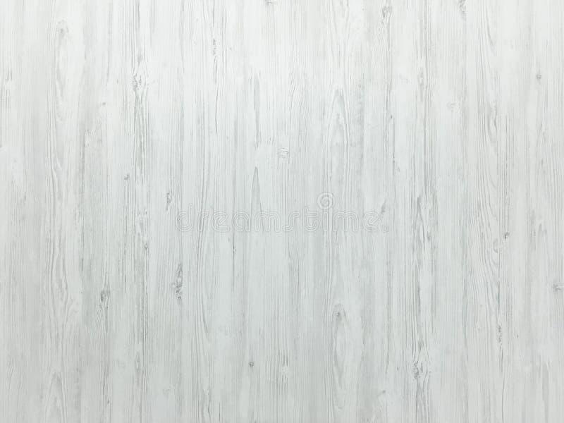 Superfície de madeira clara do fundo da textura com teste padrão natural velho ou opinião de tampo da mesa de madeira velha da te foto de stock