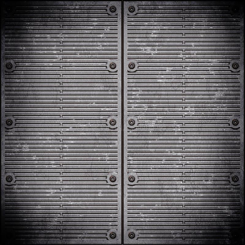 Superfície de metal imagem de stock royalty free
