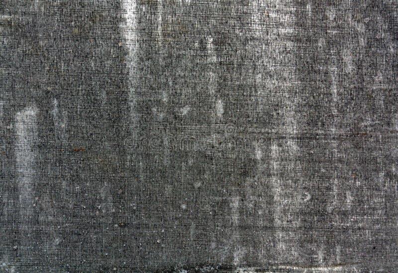 Superfície de metal cinzenta resistida da cor imagem de stock royalty free