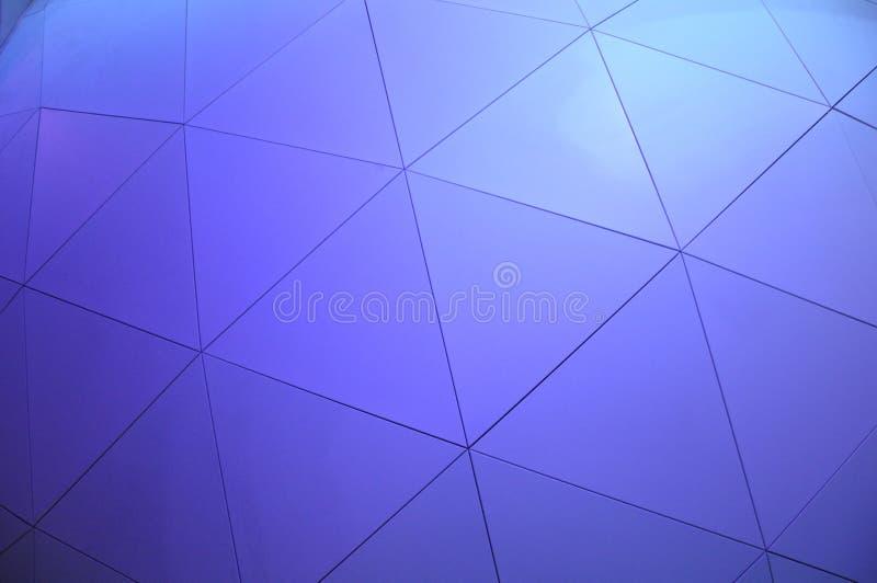 A superfície de uma esfera roxa gigantesca imagem de stock royalty free