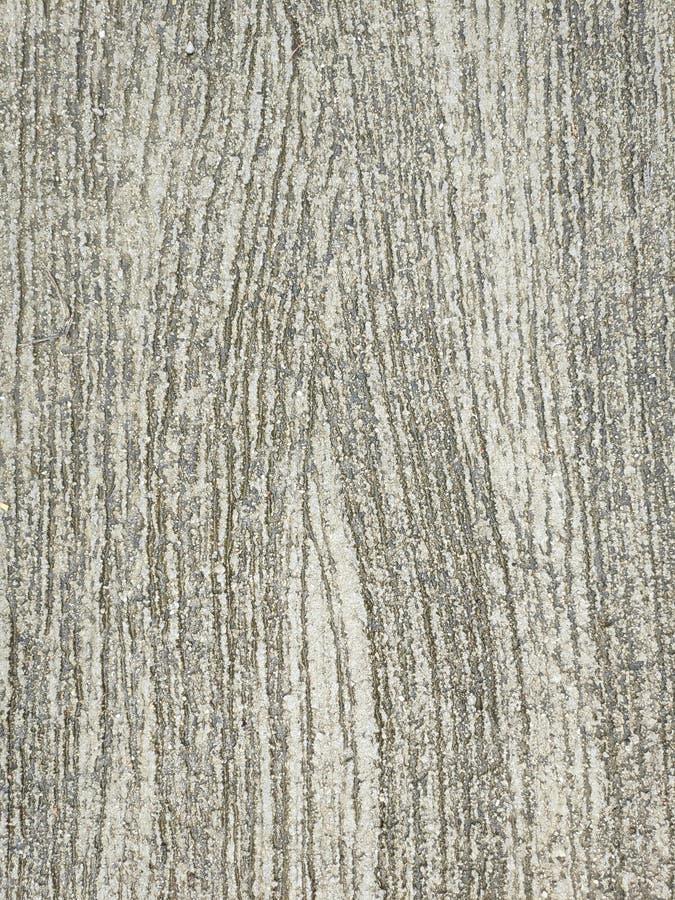 Superfície do cimento do dia Overcast fotografia de stock