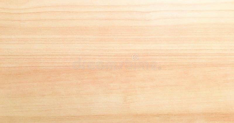 Superfície macia clara da madeira como o fundo, textura de madeira O Grunge lavou a opinião superior do teste padrão de madeira d fotografia de stock royalty free