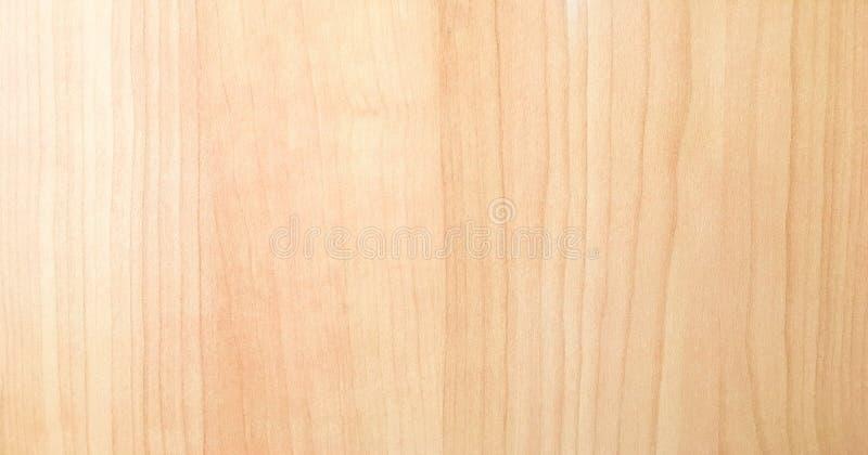 Superfície macia clara da madeira como o fundo, textura de madeira O Grunge lavou a opinião superior do teste padrão de madeira d imagem de stock royalty free