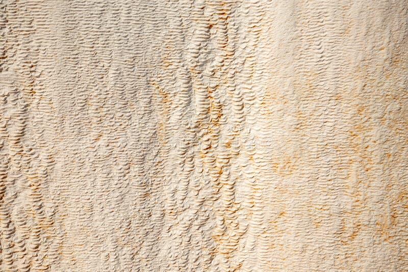 Superfície natural da calcite fotografia de stock
