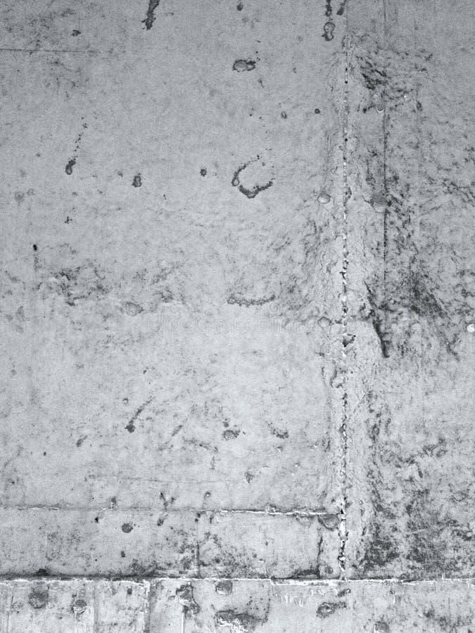 Superfície suja do muro de cimento, emplastro natural do cimento da cor no local da sob-construção Textura do fundo imagem de stock royalty free