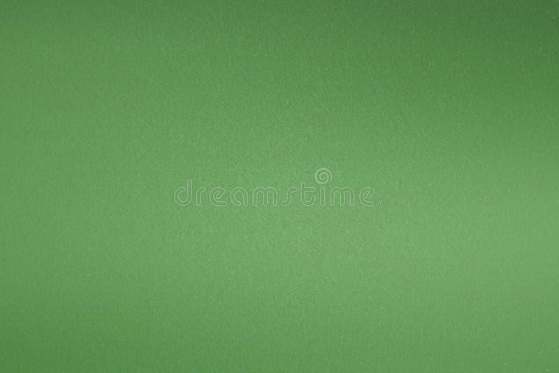 Superfície verde do papel de tampa, fundo da textura foto de stock royalty free