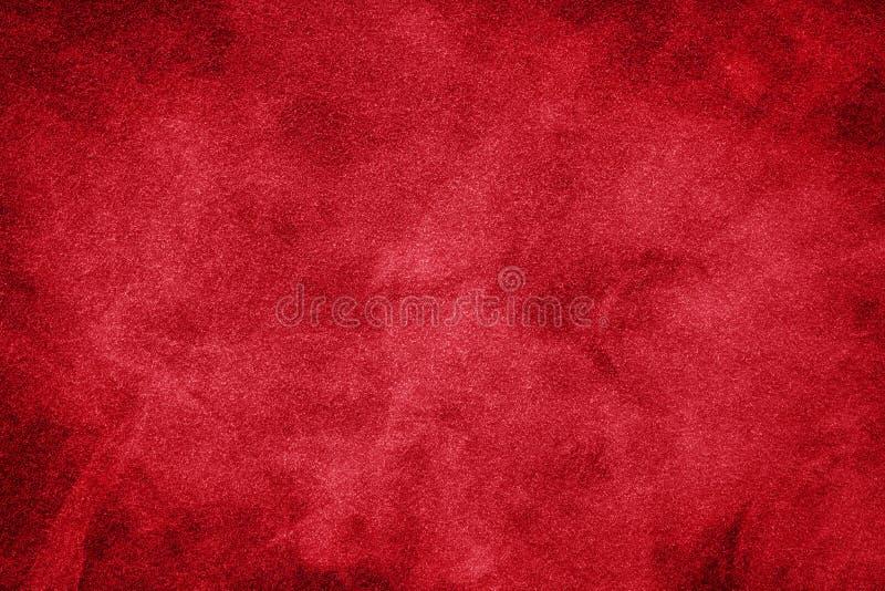 Superfície vermelha do sumário com teste padrão do fumo imagens de stock royalty free