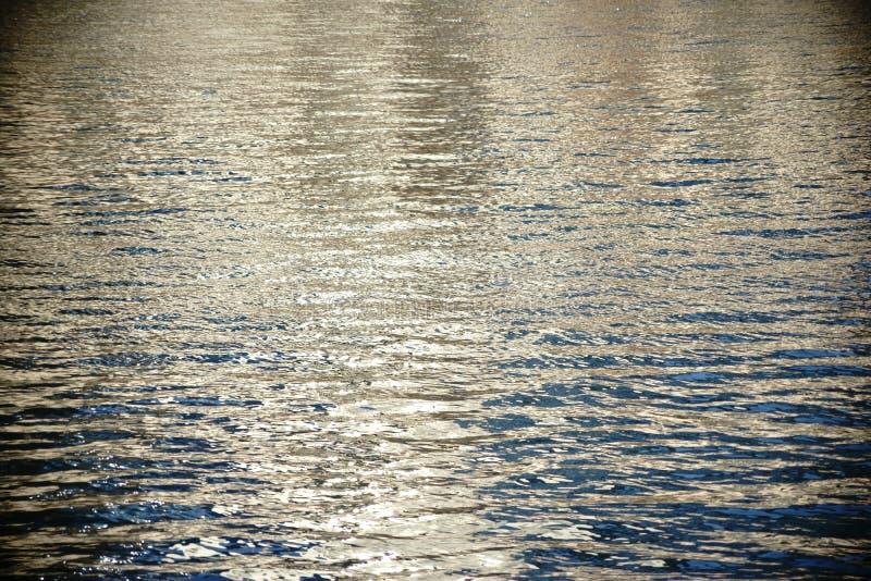 Superficie abstracta del agua fotografía de archivo libre de regalías