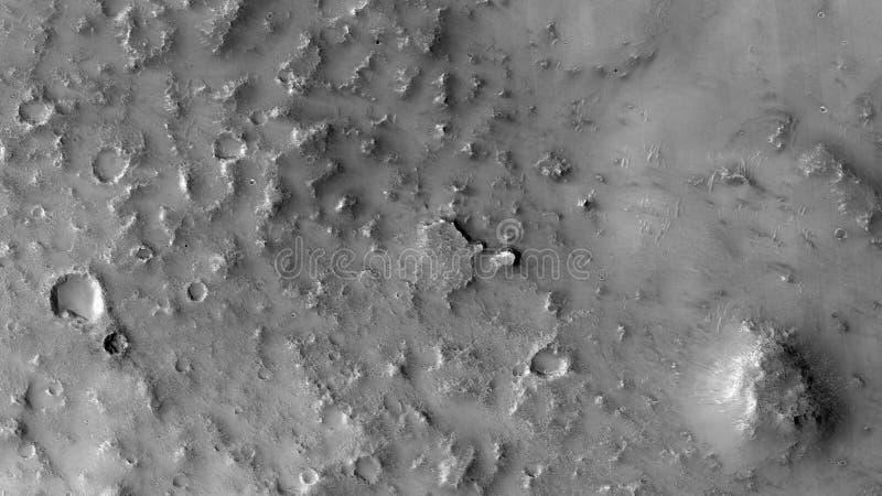 Superficie In Bianco E Nero Di Marte Dominio Pubblico Gratuito Cc0 Immagine