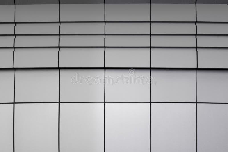 Superficie d'argento Sfondo astratto immagine stock