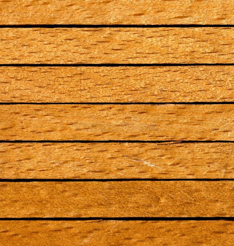 Superficie de madera de una tarjeta fotos de archivo