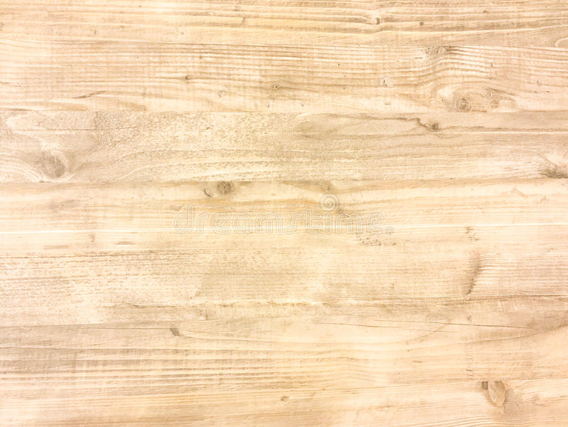 Superficie de madera ligera del fondo de la textura con el viejo modelo natural o la vieja opinión de sobremesa de madera de la t fotografía de archivo
