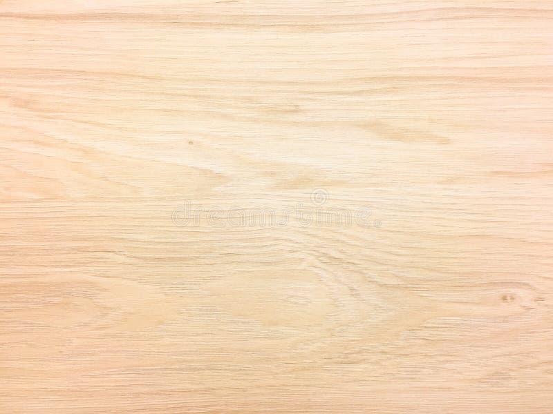Superficie de madera ligera del fondo de la textura con el viejo modelo natural o la vieja opinión de sobremesa de madera de la t foto de archivo libre de regalías
