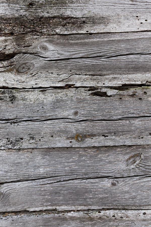 Superficie de madera que desmenuza fotografía de archivo libre de regalías