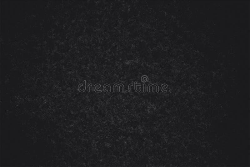 Superficie de textura negra de la tela artificial foto de archivo libre de regalías