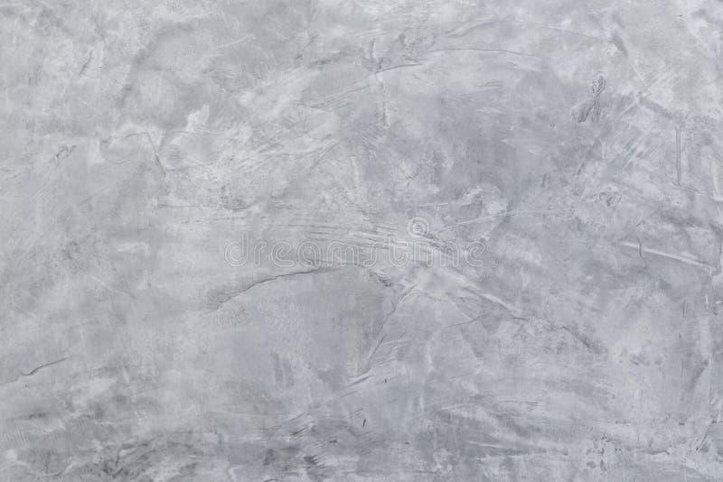 Superficie del cemento del fondo di Grey Concrete Texture vecchia fotografia stock libera da diritti