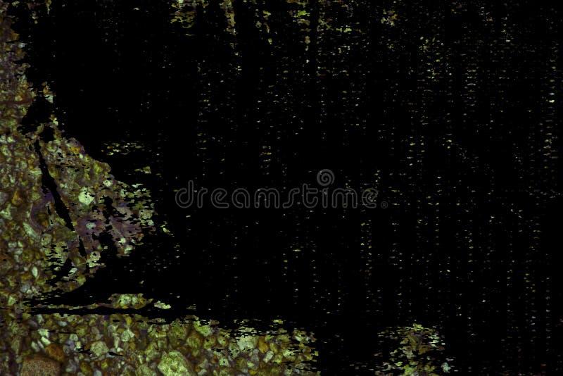 Superficie del ciottolo di lerciume, struttura di pietra o contesto della roccia, fondo al suolo fotografia stock libera da diritti