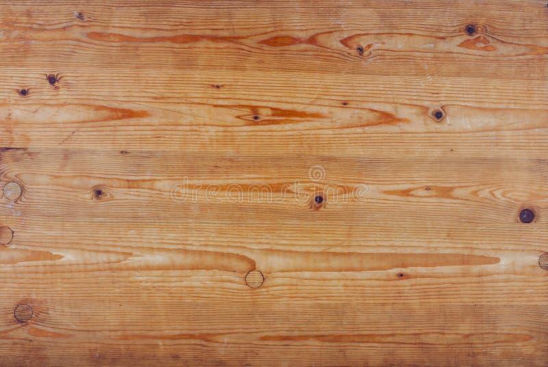 Superficie del tablero de los pasteles de madera de pino del Grunge foto de archivo