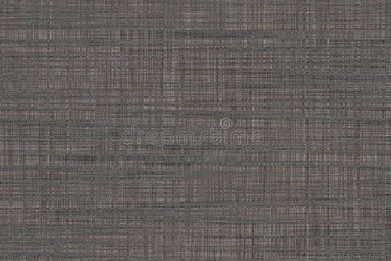 Superficie del tessuto per la copertina di libro, elemento di tela di progettazione, colore grigio neutrale di lerciume di strutt immagini stock