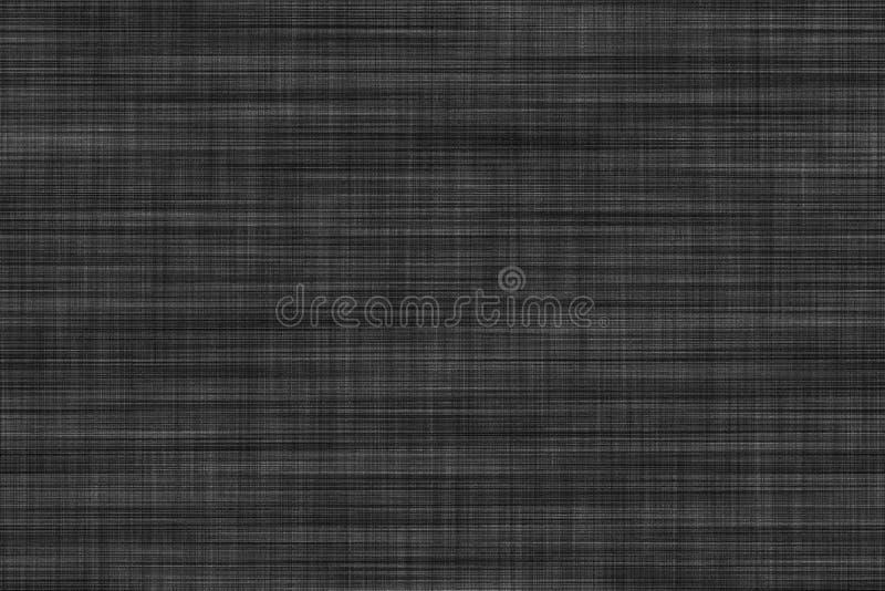 Superficie del tessuto per la copertina di libro, elemento di tela di progettazione, colore grigio neutrale di lerciume di strutt fotografie stock
