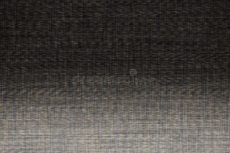 Superficie del tessuto per la copertina di libro, elemento di tela di progettazione, lerciume di struttura con colore grigio neut fotografie stock