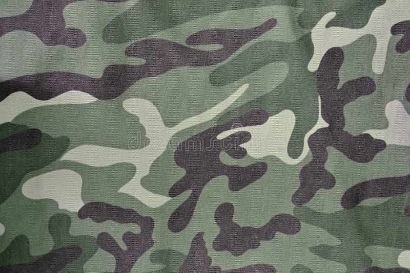 Superficie del uniforme militar foto de archivo libre de regalías