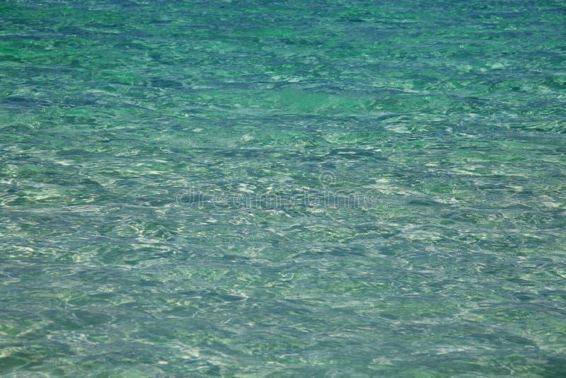 Download Superficie dell'oceano fotografia stock. Immagine di turchese - 30825286