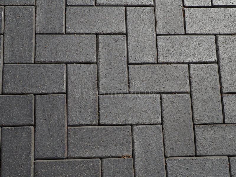 Superficie della pavimentazione, struttura di pietra della pavimentazione, fondo fotografie stock