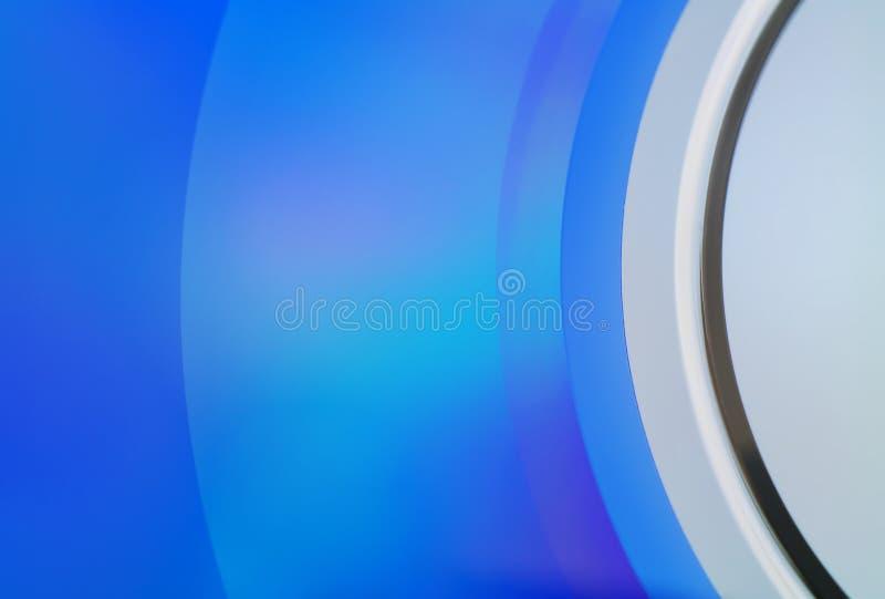 Superficie di disco di DVD fotografia stock libera da diritti