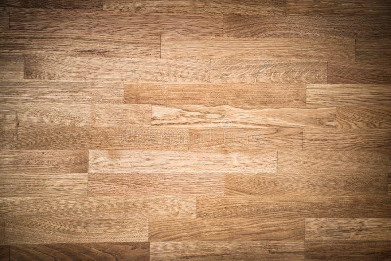 Superficie di legno scura del fondo di struttura con il vecchio modello naturale o vista di legno scura del piano d'appoggio di s fotografie stock libere da diritti