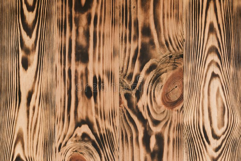 Superficie di legno Struttura naturale di legno del fondo del modello della quercia marrone Struttura di legno scura Vecchio fond immagini stock