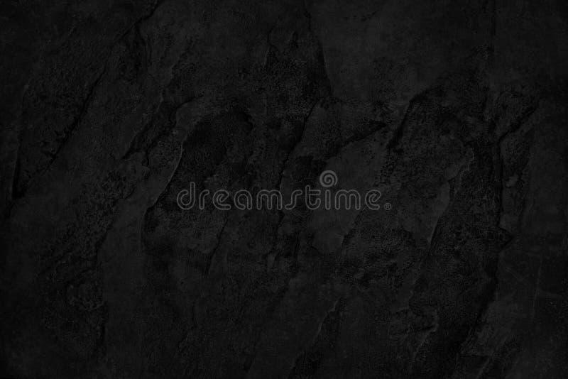 Superficie grigio scuro dell'ardesia illustrazione di stock