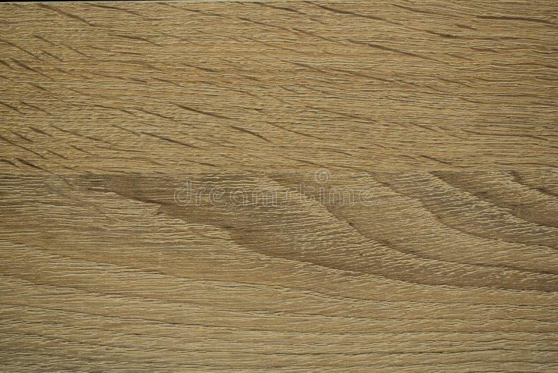 Superficie laminata colorata quercia di legno della mobilia Struttura di legno fotografia stock